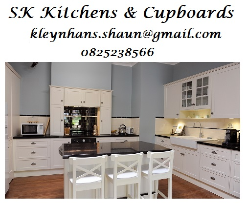 Sk kitchens cupboards wood materials manufacturing in for Kitchen cupboards south africa