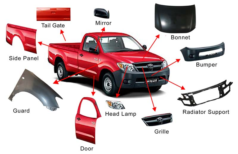 Bpam Spares, Auto Body Parts, Parts and Accessories, Automotive in ...