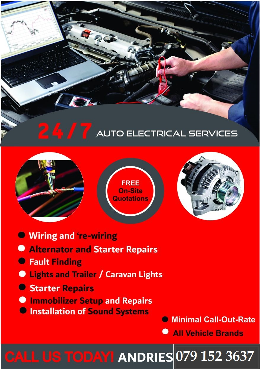 Excellent 24 7 Auto Electrical Services Auto Electrical Repair Related Wiring Digital Resources Funapmognl