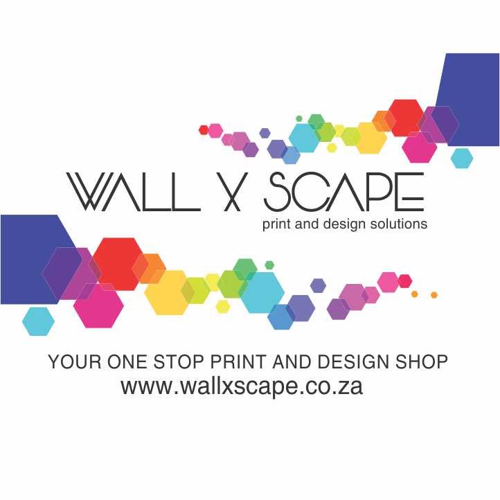 Wall X Scape Print and Design Solutions Branded Clothing