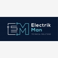 Electrik Man (Pty) Ltd / Baker Air - Logo