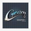Cream Graphic Design Pty (Ltd) - Logo