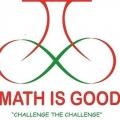 Math Is Good - Logo