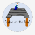 Fiddler on the Roof - Logo