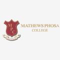 Mathews Phosa College in Mpumalanga - Logo