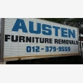 M oving Company - Austen Removals - Logo