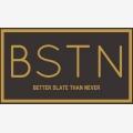 Better Slate Than Never - Logo