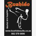 Bushido Martial Arts Supplies - Logo