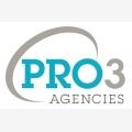 Pro 3 Agencies - Logo