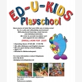 ED-U-KIDS Playschool - Logo