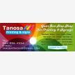 Tanosa Printing & Signs (7164)