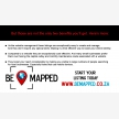 Be Mapped (8911)