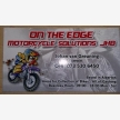 On The Edge Motorcycles Solutions Partnership (10147)