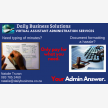 A - Daily Business Solutions Typing Service (33803)