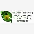CVSC (Crime & Virus Scene Clean-up) - Logo