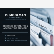 PJ Moolman Professional Accountants - Logo