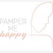 Pamper Me Happy  - Logo