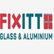 FIXITT Glass & Aluminium - Logo