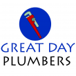 GreatDay Plumbers - Logo