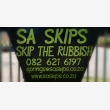 SA Skips Springs- Mini Waste Management - Logo