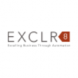 Exclr8 -Excelling Business through Automation - Logo