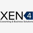 Xen4 -Coworking & Business Solutions - Logo