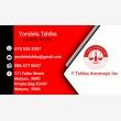 Y Tshika Attorneys Inc. - Logo