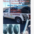 GB TYRES for all your tyre breakdown 24/7 - Logo