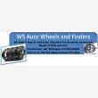 WS AUTO WHEELS FINDERS - Logo