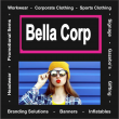 Bella Corp Warehouse - Logo