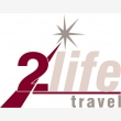 2Life Travel - Logo