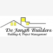 De Jongh Builders - Building & Project Management - Logo