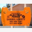 Electric Fencing Johannesburg - Logo