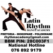Latin Rhythm Dance Academy - Logo