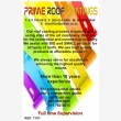Prime Roof & Wall Coatings - Logo