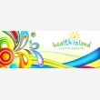 Health Island - 1st in SA for HEALTHY snack vending  - Logo