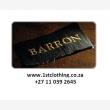 Barron Clothing @ First Clothing - Logo