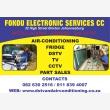 Fokou Electronic Services - Logo