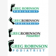 Greg Robinson Podiatrist & Laser Fungal Nail Clinic - Logo