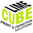 Lime Cube - Logo