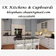 SK Kitchens & Cupboards - Logo