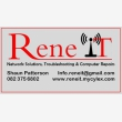 Rene IT Computer Specialist - Logo