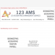 123 Accounting & Management Services - Logo