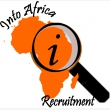 Into Africa Recruitment - Logo