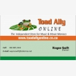 Toadally Online - Logo