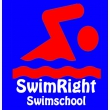 SwimRight Swim School - Logo