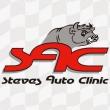Steves Auto CLinic - Logo