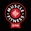 Muscle & Fitness Gym - Logo