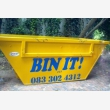BIN IT! Skip Bin Hire - Logo