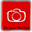 Red Square Photo Booth Hire - Logo